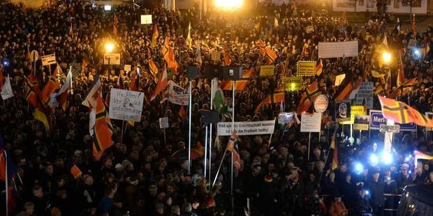 Liège interdit une manifestation du mouvement Pegida - La Libre