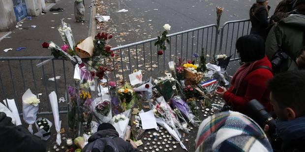 Attentats à Paris: Un bilan provisoire de 129 morts, 352 blessés, Paris vit au ralenti - La Libre