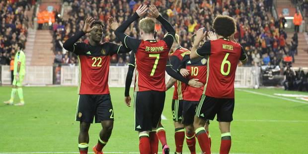 Belgique - Espagne aura bien lieu mardi, contrôles renforcés - La Libre