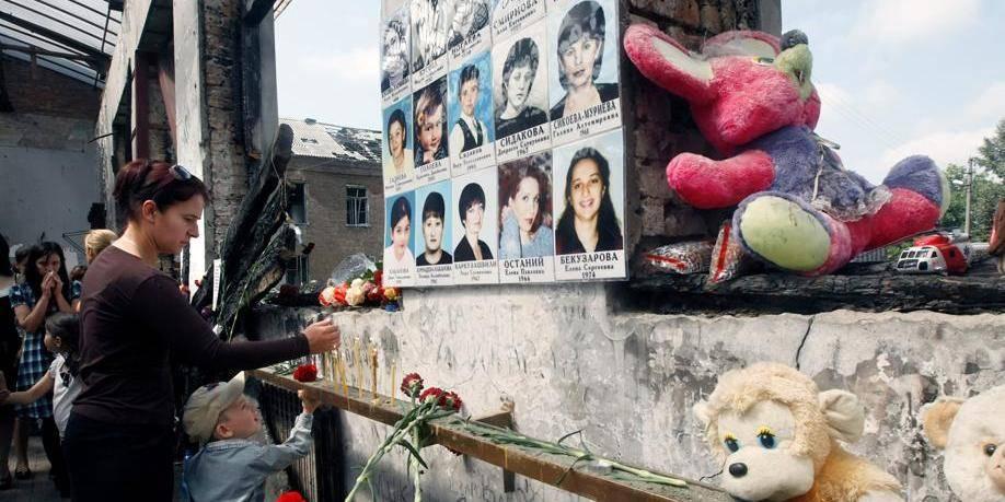 La Russie, elle aussi, a été le théâtre d'attentats dans le passé