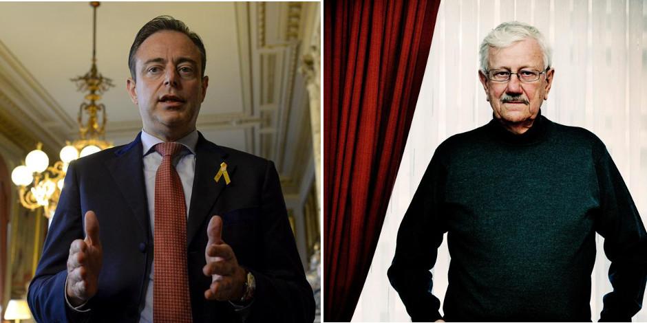 """Bart De Wever s'en prend au """"laxisme"""" de Philippe Moureaux"""