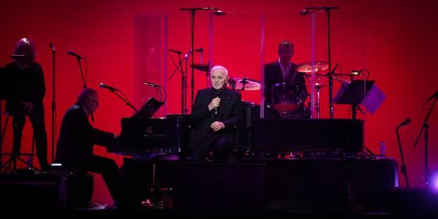 Charles Aznavour, l'éternel retour - La Libre
