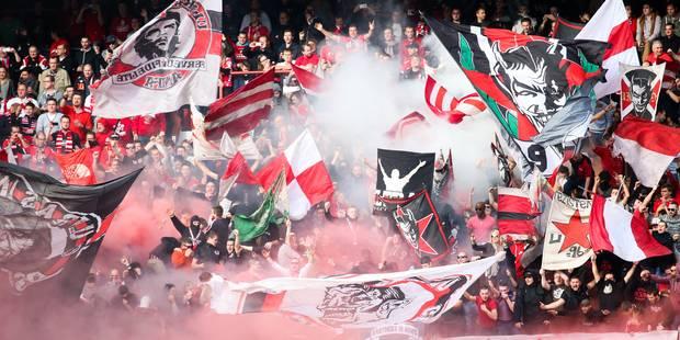Sécurité renforcée dans les stades de foot ce week-end: la Pro League amène du renfort - La Libre