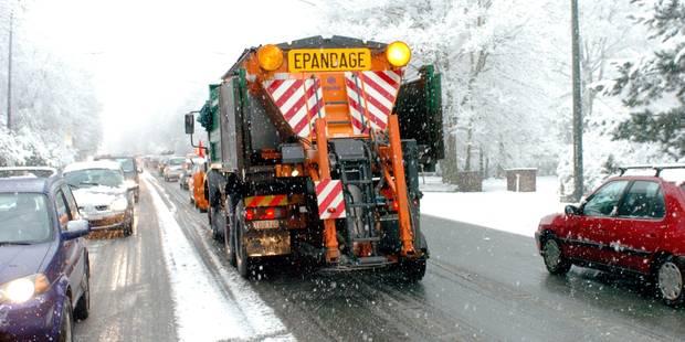 Liège est parée face à l'hiver - La Libre