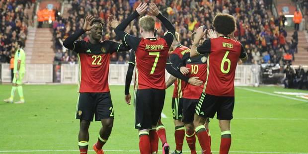 Belgique -Espagne: les supporters seront remboursés - La Libre