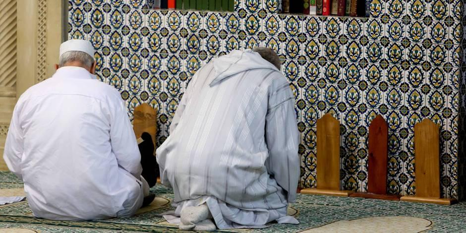 L'Etat n'aide pas les mosquées à s'organiser - La Libre