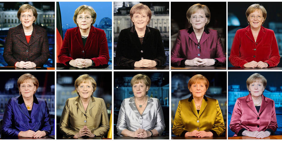 "Merkel, l'insubmersible ""Mutti"" - La Libre"