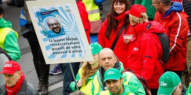 Malgré les conséquences des menaces terroristes, les syndicats maintiennent leurs actions - La Libre