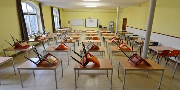 Historique : écoles, universités et crèches de Bruxelles fermées ce lundi - La Libre
