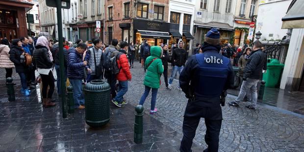"""Bruxelles plie mais ne rompt pas, """"les terroristes détestent l'insouciance"""" - La Libre"""