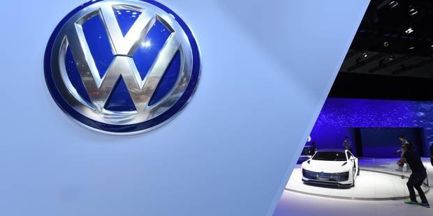 """Volkswagen: solutions trouvées pour """"90%"""" des véhicules truqués en Europe - La Libre"""