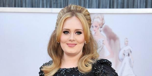 """Adele, diva des ventes pour le lancement de son album """"25"""" - La Libre"""