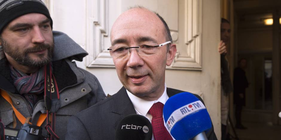 """Rudy Demotte: """"Sur le radicalisme, nous travaillons à long terme"""" - La Libre"""