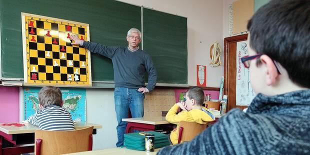 Estinnes: les échecs font des émules - La Libre
