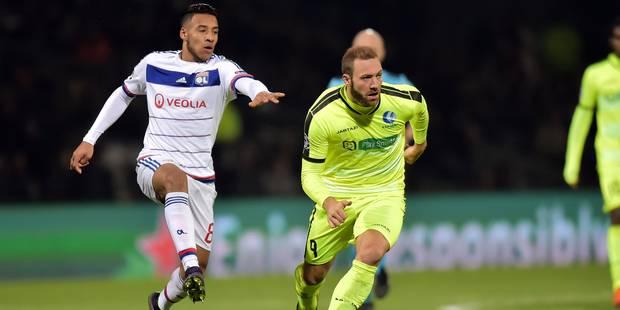 Ligue des Champions: nouvel exploit de Gand, qui bat Lyon sur ses terres (1-2) - La Libre