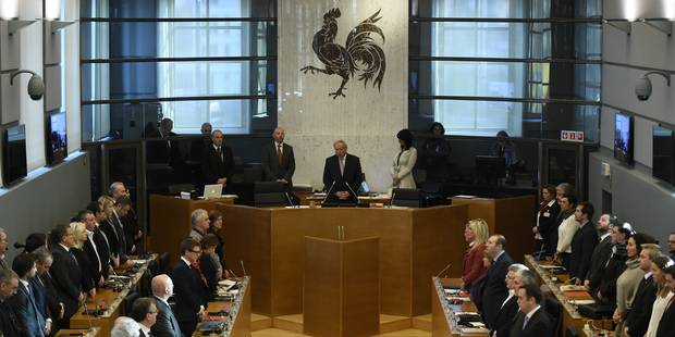 La loi viole la Constitution en discriminant les petites circonscriptions - La Libre