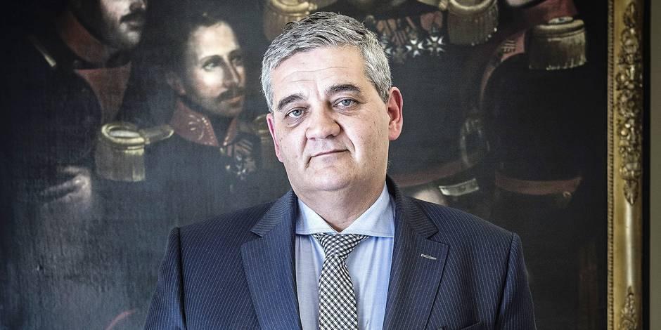 Ministre Steven Vandeput.