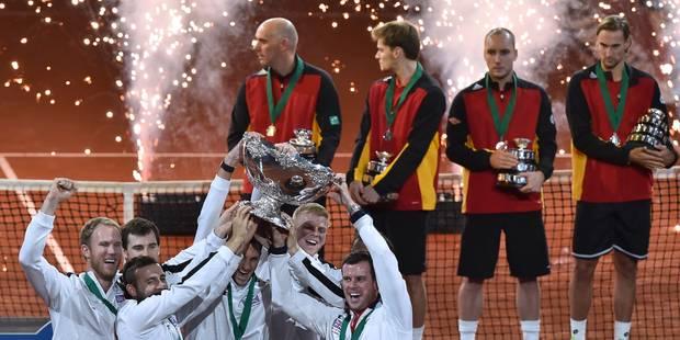 """Andy Murray: """"Jamais été autant touché après une victoire"""" (PHOTOS + VIDEOS) - La Libre"""