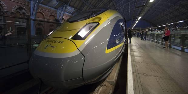 Incendies volontaires: le trafic ferroviaire entre Bruxelles et Lille reprend progressivement - La Libre