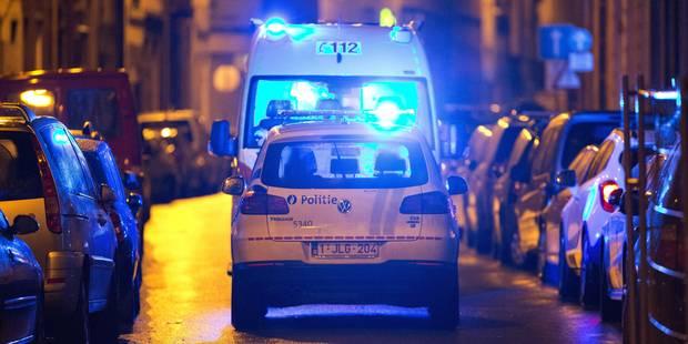Les perquisitions de dimanche soir à Molenbeek sont dues à un farceur - La Libre