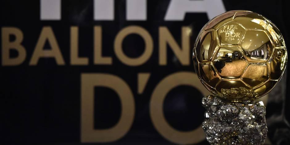 Ballon d'Or: Voici les trois finalistes
