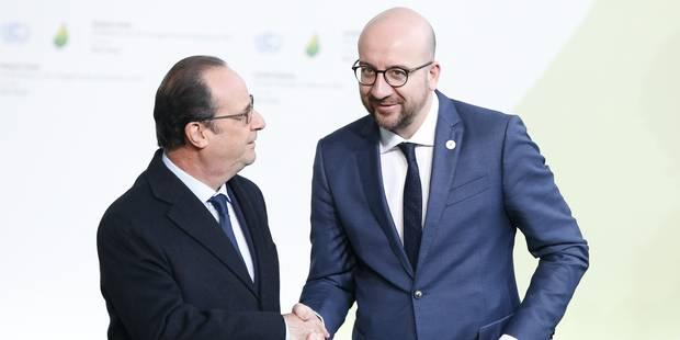 Menace terroriste: France et Belgique veulent organiser un sommet bilatéral sur la sécurité - La Libre