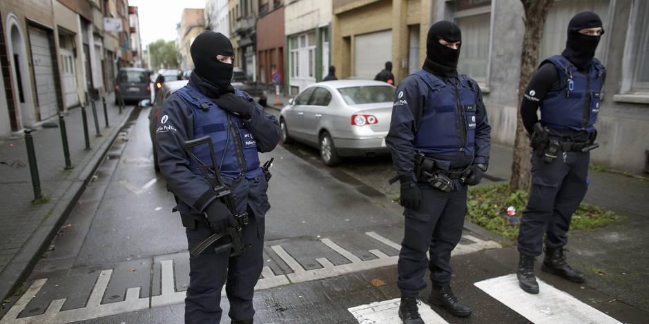 Edito : ne pas subir le débat sur la police - La Libre