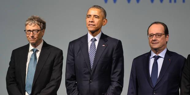 Après les discours, place aux tractations à la conférence climat de Paris - La Libre