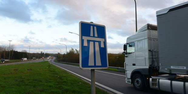 Dramatique accident sur la E411: un conducteur fantôme tué dans une collision - La Libre