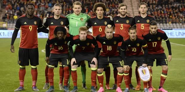 Les Diables officiellement en tête du classement FIFA jusqu'en fin d'année - La Libre