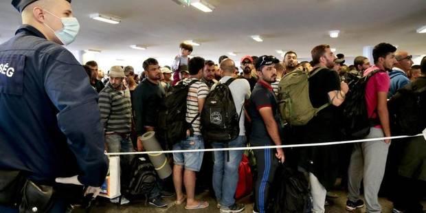 Attentats de Paris: une équipe recrutée parmi les migrants à Budapest ? - La Libre