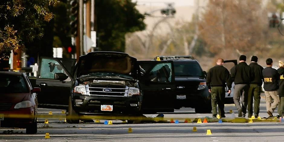 """Fusillade en Californie: des tueurs """"en mission"""" et probablement radicalisés"""