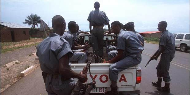 Burundi: 3 insurgés tués dans une embuscade visant un haut responsable de la police - La Libre