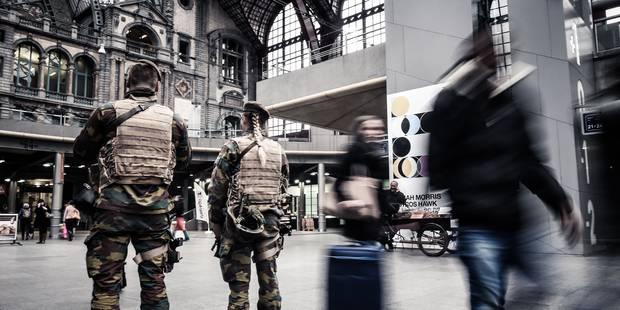 """Menace terroriste: """"Des recruteurs sont toujours actifs à Anvers"""" - La Libre"""