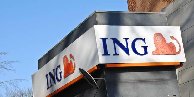 ING Belgique supprime 50 agences et 185 emplois - La Libre