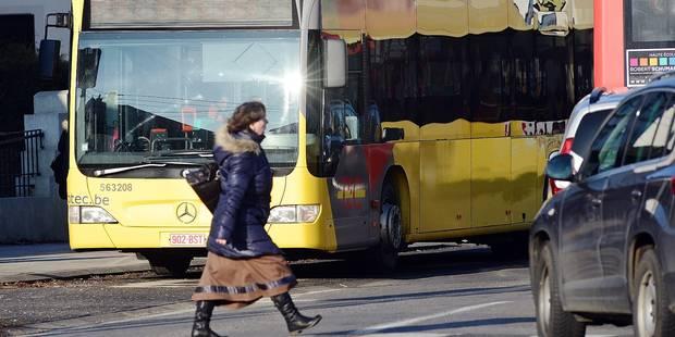 Tec Charleroi: un chauffeur formé chaque semaine - La Libre