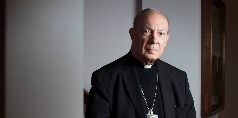 Monseigneur Léonard prend congé de ses ouailles bruxelloises