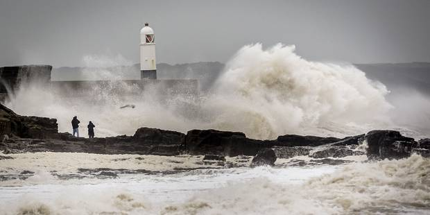 Grande-Bretagne: la tempête Desmond cause des inondations et fait un mort - La Libre
