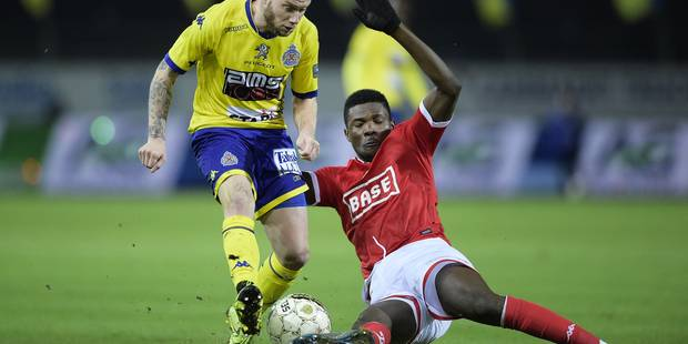 Match nul entre Waasland-Beveren et Standard (0-0) - La Libre