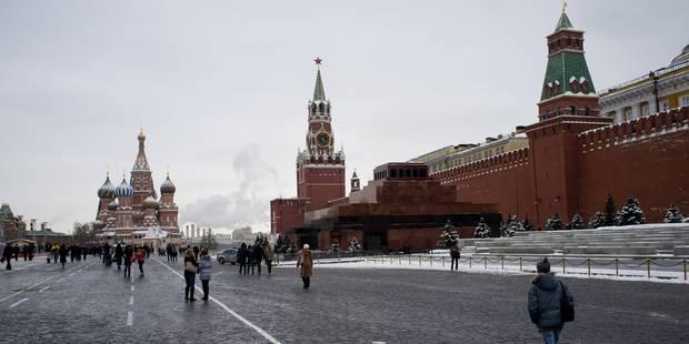 """Russie: 5 blessés par un """"sac explosif artisanal"""" à un arrêt de bus à Moscou - La Libre"""