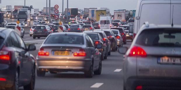 Les Belges favorables à un régime de vitesse à la française sur les autoroutes - La Libre