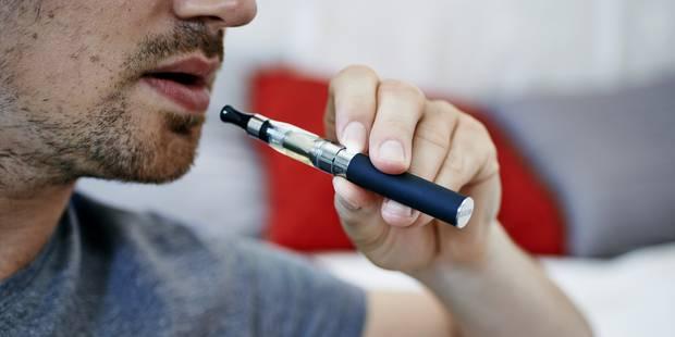 Les cigarettes électroniques contiennent des substances chimiques dangereuses - La Libre