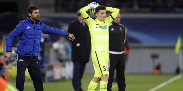 """L'entraîneur du Zenit, après la défaite à Gand: """"Cet arbitre était une honte"""" - La Libre"""
