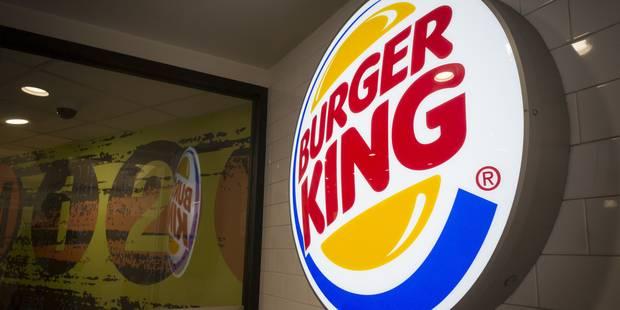Burger King autorisé à racheter Quick - La Libre
