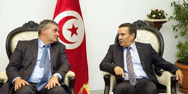 L'armée belge va former des soldats en Tunisie - La Libre
