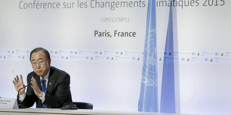 COP 21: le projet d'accord final repoussé à samedi matin