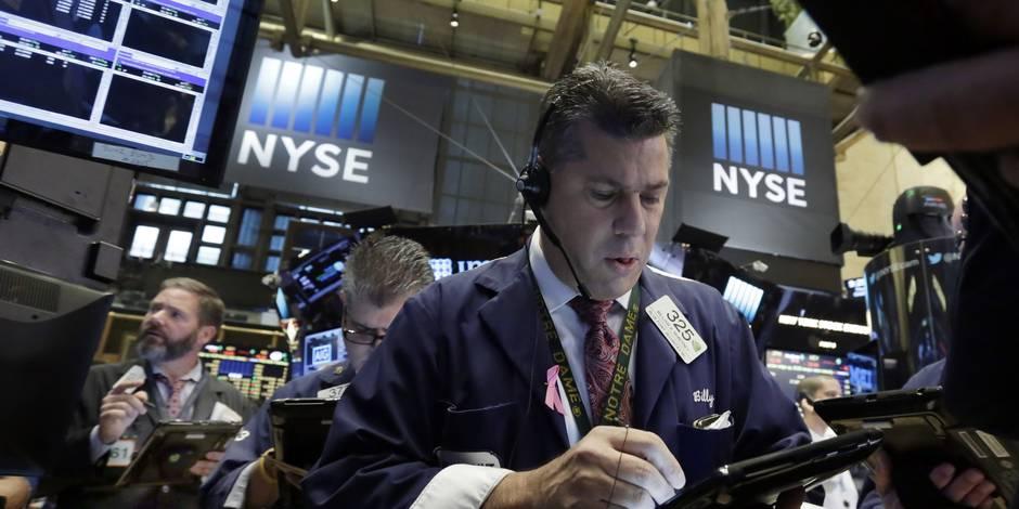 Croissance et bourse: ce qui vous attend en 2016 - La Libre