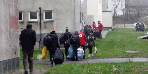 Bagarre au centre pour réfugiés d'Arlon, la police intervient - La Libre