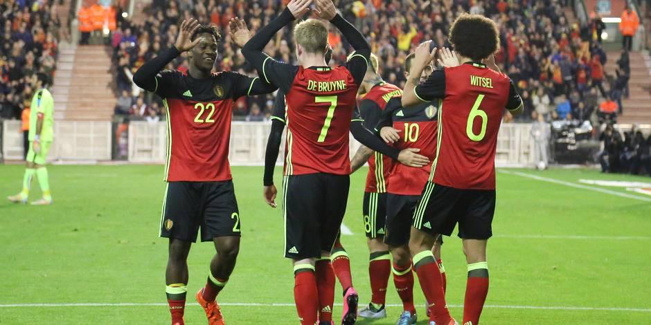 Euro 2016: voici ce que les Diables pourraient toucher en cas de victoire finale