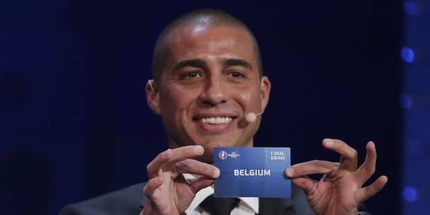 Le groupe de la mort pour la Belgique à l'Euro 2016: Wilmots ne calcule pas - La Libre